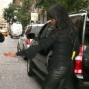 Naomi Campbell Out and About In New York