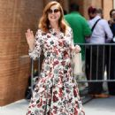 Amy Adams at 'The View' in New York