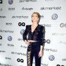 Yasemin Allen attend GQ Men of the Year Awards Istanbul