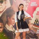 Eiza Gonzalez – 'Baby Driver' Photocall in Madrid - 454 x 681