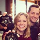 Sophia Bush and Jesse Lee Soffer - 441 x 550