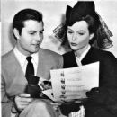 Hedy Lamarr and George Montgomery - 454 x 454