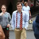 On Location for Gossip Girl