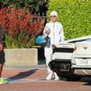 Blac Chyna – Shopping at Chrome Hearts jewelry store in Malibu - 454 x 303