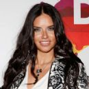 Adriana Lima Desigual Fashion Show In Nyc
