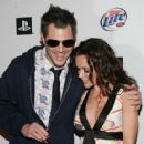 Alyssa Milano and Brian Krause - 417 x 594