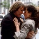 Andie MacDowell and Gerard Depardieu