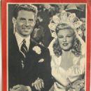 Ginger Rogers - L'Ecran Francais Magazine Pictorial [France] (6 March 1946)
