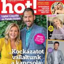 Claudia Liptai and Ádám Pataki (I) - HOT! Magazine Cover [Hungary] (3 October 2019)