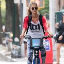 Nina Agdal – Out in NYC 8/21/2016