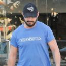 Shia LaBeouf was spotted leaving a studio in West Hollywood, California on January 8, 2016 - 398 x 600