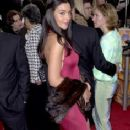 Monica Bellucci At The 58th Annual Golden Globe Awards (2001)