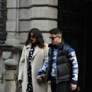 Nick Jonas and Priyanka Chopra – Valentine's Day lunch in Milan - 454 x 683