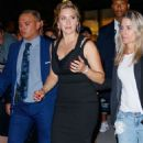 Kate Winslet – Seen arriving at Times Talk in New York - 454 x 793