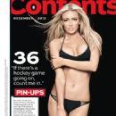 Paulina Gretzky - Maxim Magazine Pictorial [United States] (December 2013) - 454 x 615