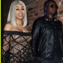 Blac Chyna and Amber Rose Attend a Birthday Party at Tao Nightclub in Hollywood, California - August 21, 2017 - 454 x 647