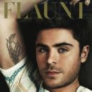 Zac Efron: Flaunt's April 2013 issue