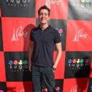 James and Oliver Phelps paid a visit to the Sugar Factory in Las Vegas, March 4. The brothers were on hand to sign autographs and meet fans