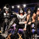 KISS & Motley Crue Announce Co-Headlining U.S. Tour.Hollywood Roosevelt Hotel, Hollywood, CA.March 20, 2012 - 454 x 317