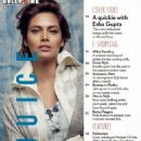 Esha Gupta Juice Magazine January 2015