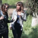 Halle Berry Filming Extant In La