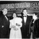 Dolores del Rio and Orson Welles 1940 premier of Citizen Kane - 454 x 369