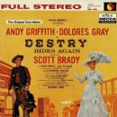 Destry Rides Again Original 1959 Broadway Cast Starring Andy Griffith - 454 x 450