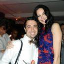 L'Wren Scott attend HP Project Runway Designer Reunion at Empire Hotel on September 10, 2011 in New York City - 454 x 454