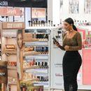 Kim Kardashian – Stops by Ulta Beauty Cosmetics Store in Calabasas