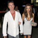 Mezhgan Hussainy and Simon Cowell - 454 x 558