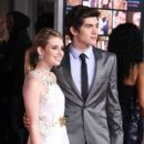 Carter Jenkins and Emma Roberts