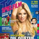 Mollie King - TV Spielfilm Magazine Cover [Germany] (18 May 2013)