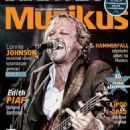 Mark King - Muzikus Magazine Cover [Czech Republic] (October 2011)