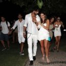 Bruna Marquezine and Marlon Teixeira - 454 x 417