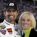 Kyle Petty and Pattie Huffman - 454 x 438