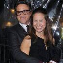 Robert Downey, Jr. and Susan Levin - 382 x 500