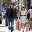 Shopping together on Friday (July 15) in Beverly Hills, Calif