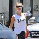Alex Curran Out In West Hollywood