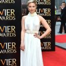 Dianna Agron: attends The Olivier Awards at The Royal Opera House in London