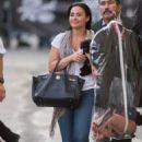 Demi Lovato Leaving Abc Studios In California