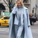Karlie Kloss – Leaving Ralph Lauren Show in New York - 454 x 687