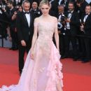 Coco Rocha – 'The Meyerowitz Stories' Premiere at 70th Cannes Film Festival