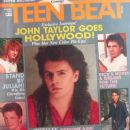 John Taylor - Teen beat Magazine Cover [United States] (March 1986)