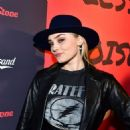 Meg Donnelly – Less Noise, More Music! Lucky Brand presents Third Eye Blind + Special Guest in LA - 454 x 454