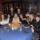 Tommy Thayer and Amber Peek with Gene & Shannon and Paul & Erin - 454 x 382