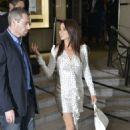 Penelope Cruz – Leaves hotel Marriott in Cannes