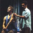 Brent Carver and Anthony Carivello In The 1993 Broadway Production Of KISS OF THE SPIDER WOMAN - 282 x 362