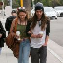 Paris Jackson and boyfriend Gabriel Glenn on a coffee run in West Hollywood - 454 x 695
