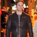 Ringless Peter Facinelli's Guys' Night Out at The Hotel Cafe - 454 x 726