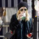Nicole Richie leaving Gym in LA, 24-01-11